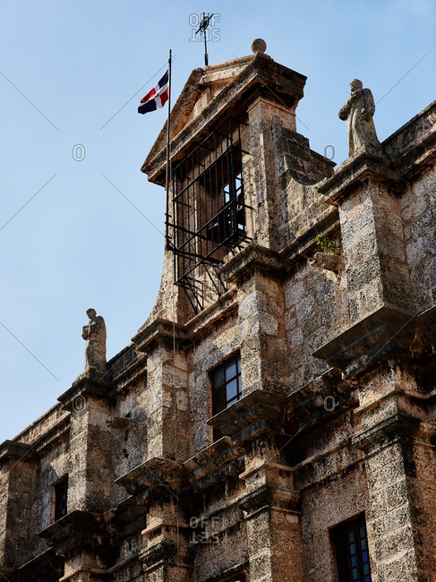 National Pantheon of Dominican Republic
