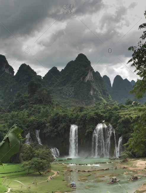 Ban Gioc�Detian Falls, Guangxi, China