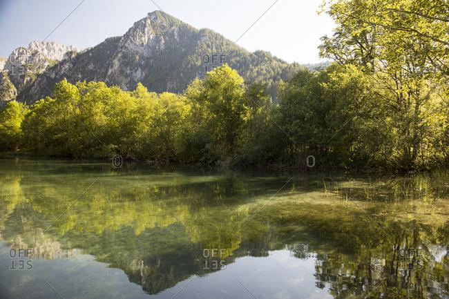 Austria- Styria- Liezen District- Brunnsee