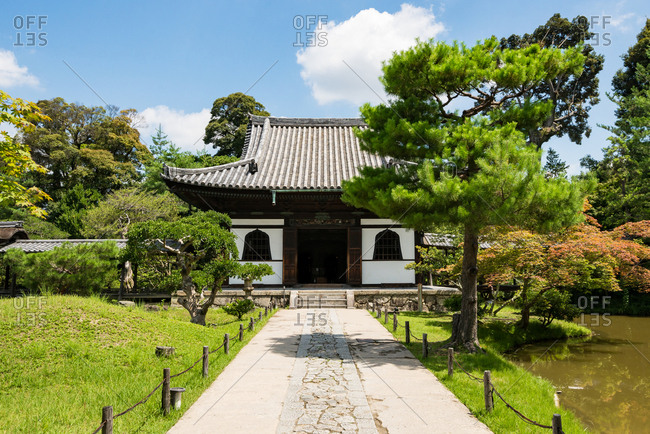 Kodaiji zen temple in Kyoto