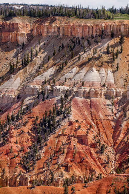 Cedar Breaks National Monument, Dixie National Forest, Utah