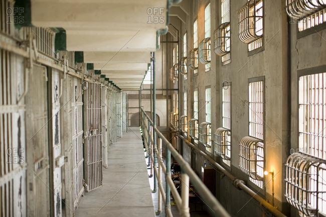 Alcatraz Prison, San Francisco, California, USA