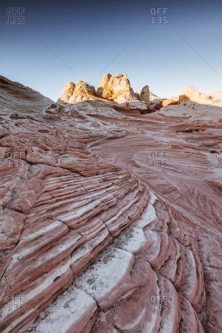 White Pocket, Vermillion Cliffs, Arizona, USA