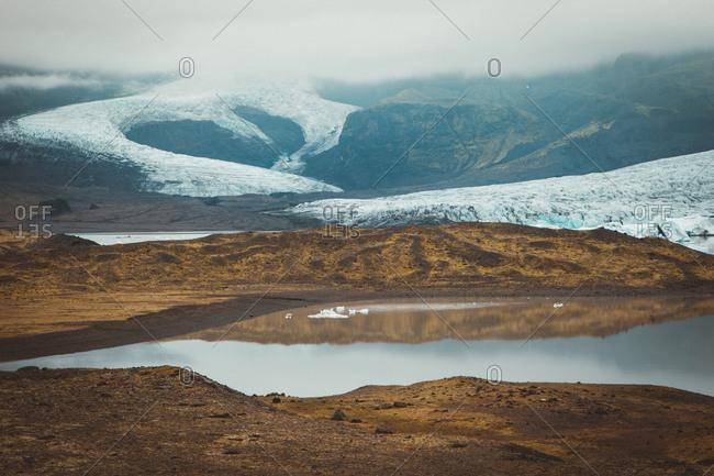 Solheimajokull, Iceland