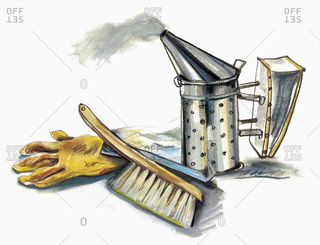 Beekeeper tools