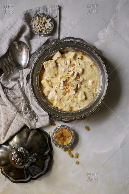 Paneer Rezala, Indian cuisine