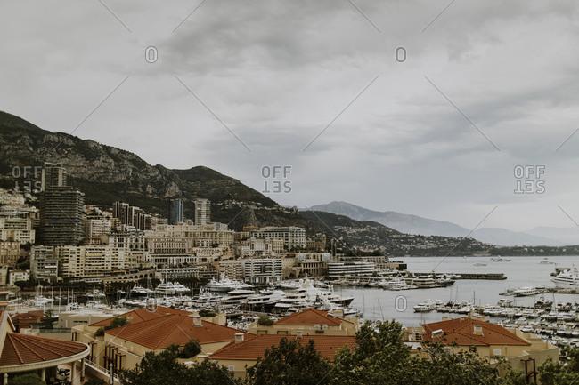 Monaco Harbor in Monaco