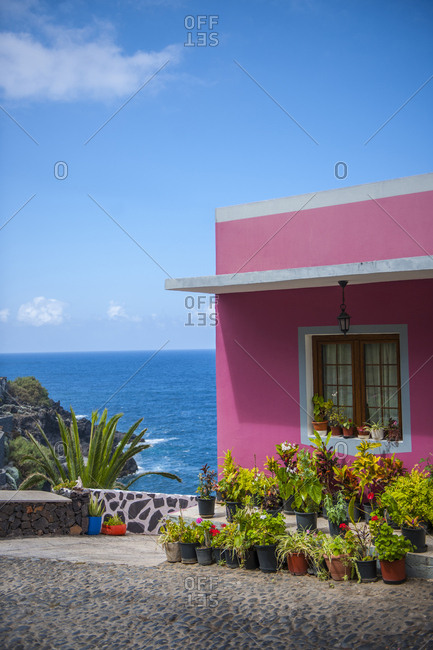 San Andres is a typical village in the north of the island