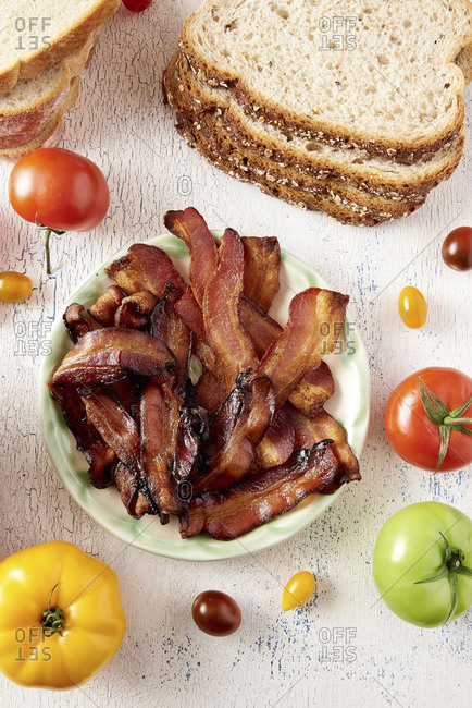 Deconstructed BLT from the Offset Collection