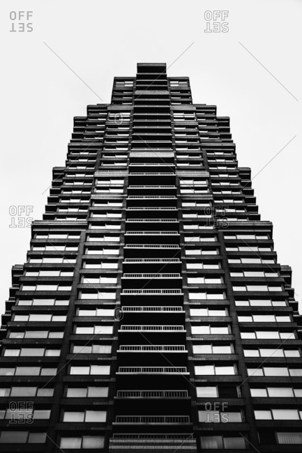 New York, NY, USA - December 28, 2015: Trump Palace Condominiums is a 623 feet tall skyscraper at 200 East 69th Street in New York City, New York