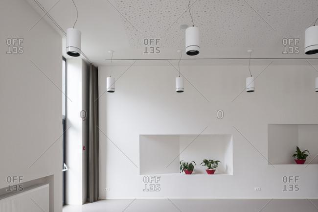 Care center interior in Brugge, Belgium