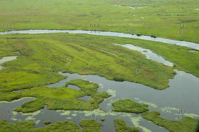Botswana waterway