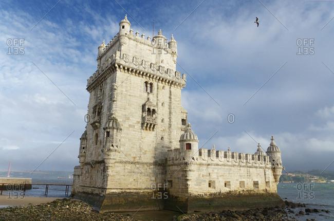 Portugal- Lisbon- Tower of Belem