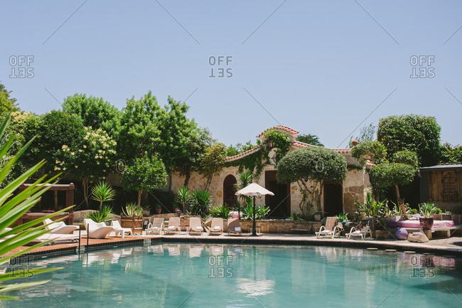 Resort with swimming pool in Cascais, Portugal