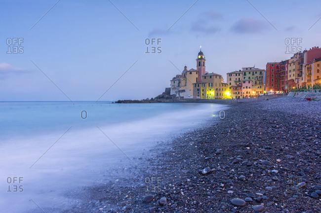 Italy, Liguria, Genova district, Riviera di Levante, Camogli, Mediterranean sea, Ligurian sea, Ligurian Riviera,