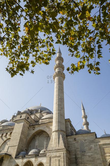 Suleymaniye Mosque (Suleymaniye Camii), Istanbul, Turkey