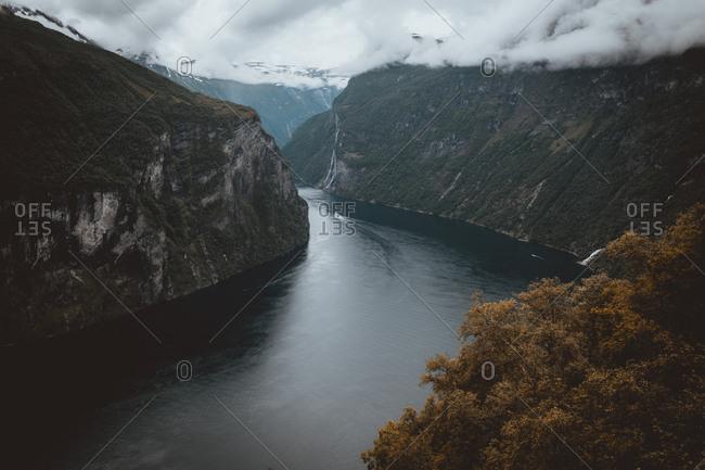Geirange Fjord, Norway
