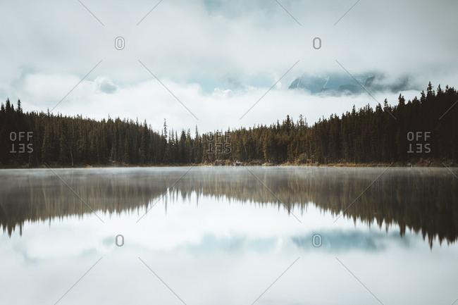 Jasper Ice Field