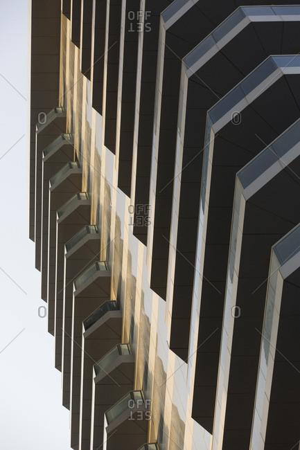 Building facade detail