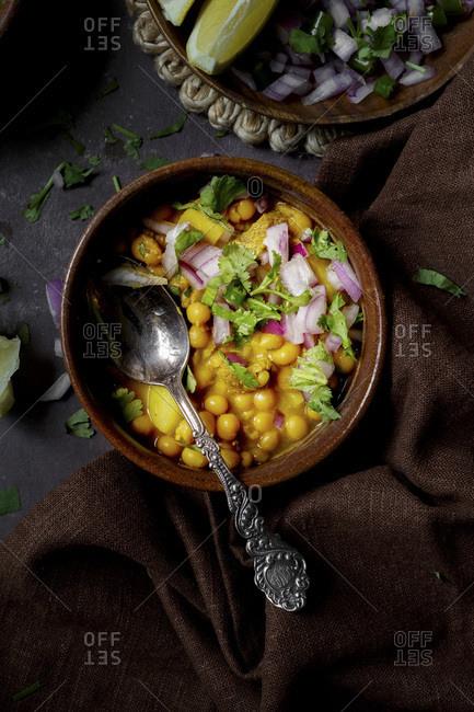 Lentil Meat Curry