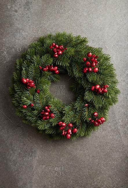Advent wreath, Still life Christmas