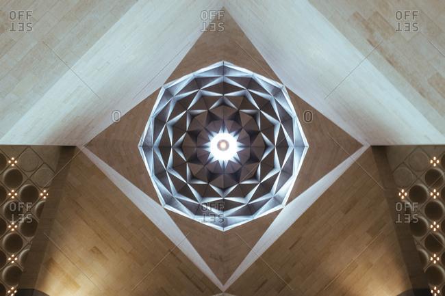 Doha, Qatar - November 21, 2013: The Museum of Islamic Art