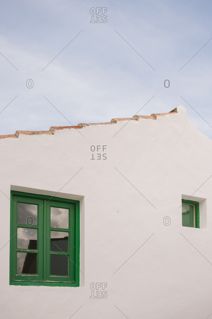 Traditional house in Portugal