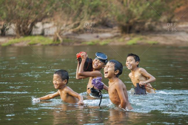 Nude Laos Girls