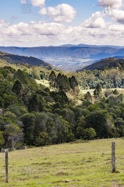 Sunshine Coast hinterlands
