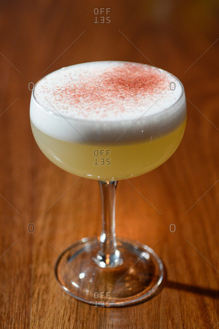 Sour sumac drink