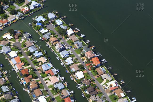 USA, Florida. Dunedin. - Offset Collection