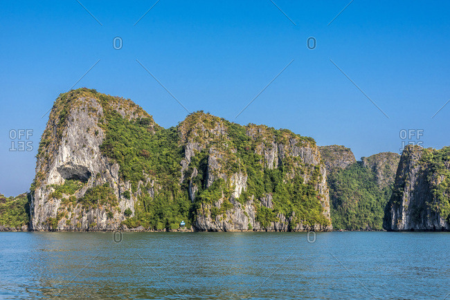 Vietnam, Ha Long Bay, (UNESCO World Heritage)