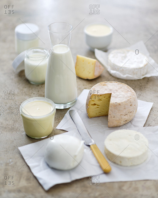 Variety of cheese from France