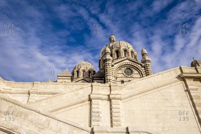 Cathedral de la Major, Marseille Department Bouches du Rhone, Region Provence Alpes Cote d'Azur, France, Europe