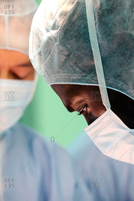 August 12, 2016: The Heart Institute offer high-quality care to Vietnamese patients suffering from heart diseases. Senegalese medical team trained to practice cardiac surgery in Ho Chi Minh City, Vietnam