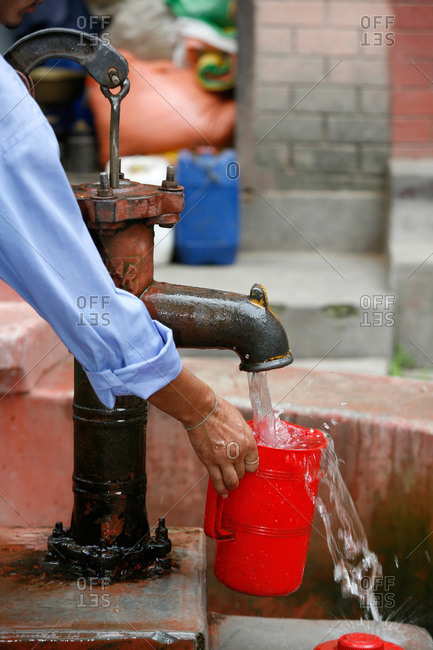 Drinking Water Asia