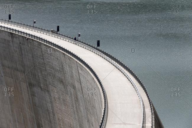 Lake Reservoir Water