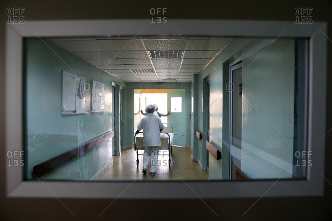 A Hospital in Africa