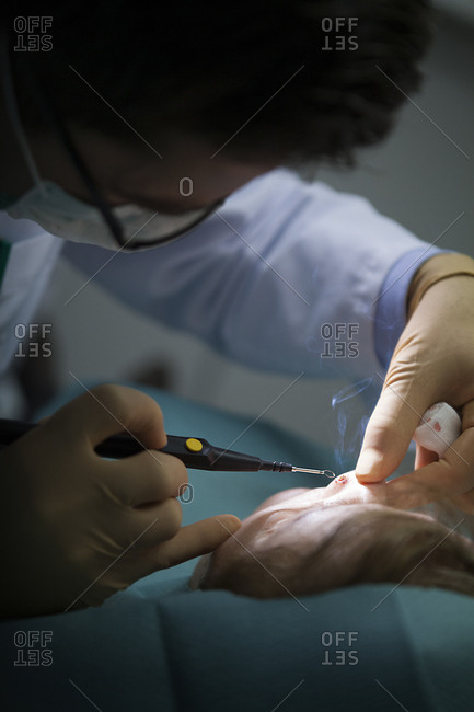Dermatologic Surgery from the Offset Collection