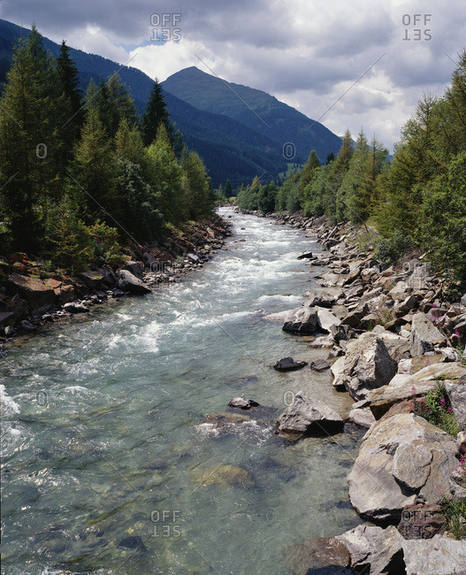 Schwarzack  Valley, Austria