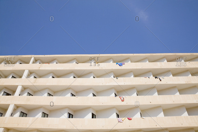 Exterior of Building, Mallorca, Spain