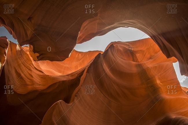 Antelope Canyons