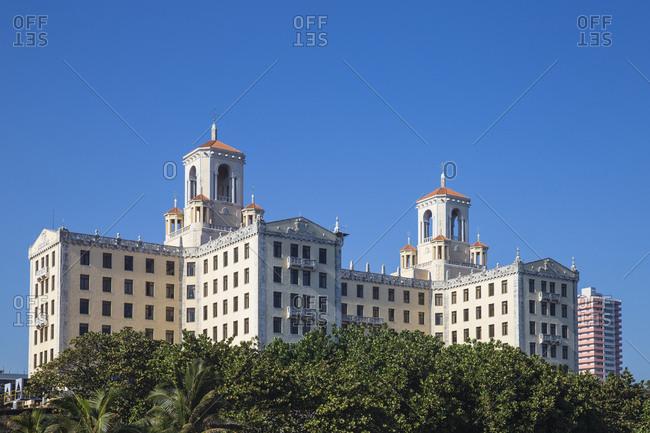 National Hotel, Havana, Cuba, West Indies, Caribbean, Central America