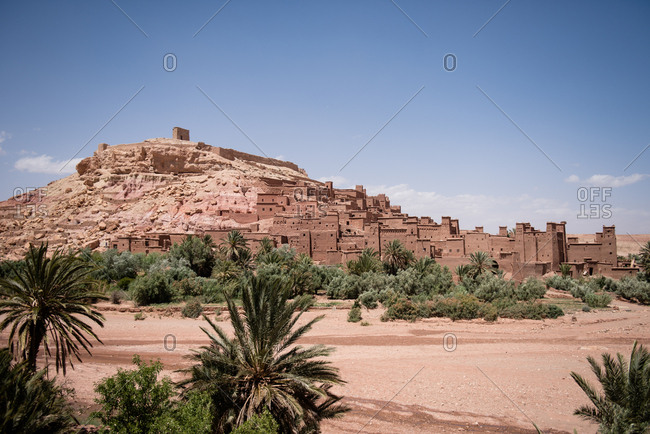 Ait-Ben-Haddou in Morocco