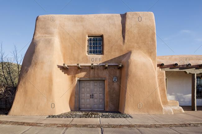 Pueblo Style Stock Photos Offset