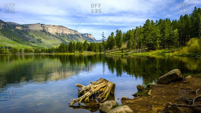 Haviland lake, just outside of Durango Colorado.