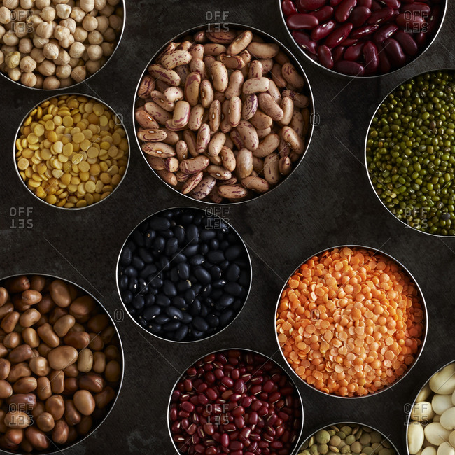Pulses in bowls
