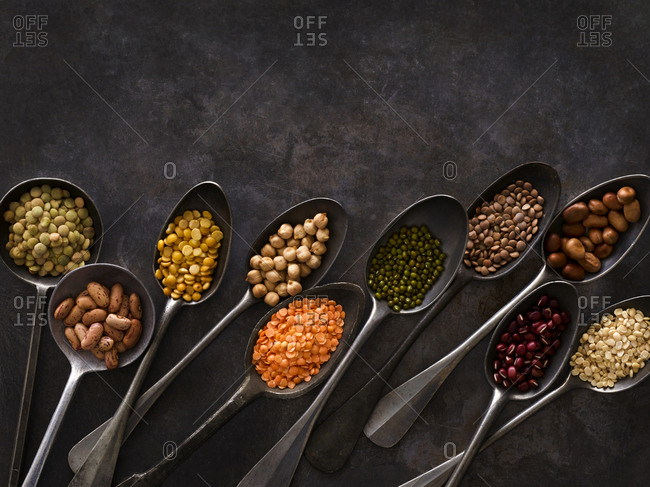 Pulses on metal spoons