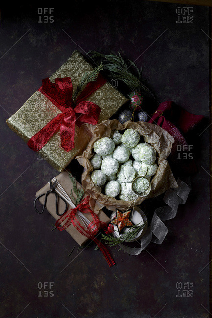 Christmas Cookies from the Offset Collection