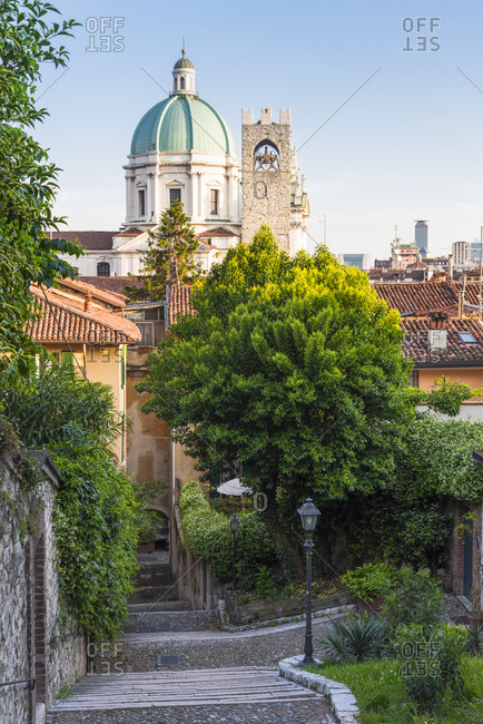 Italy- Lombardy- Brescia- New Cathedral